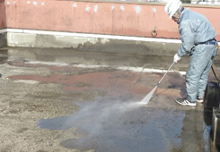 1. 高圧洗浄