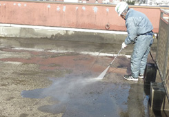 3. 高圧洗浄