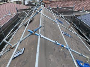 花見川区 k様邸 屋根塗装工事