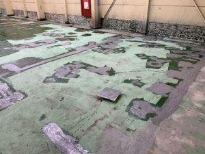 八千代市 S工場 床塗装工事