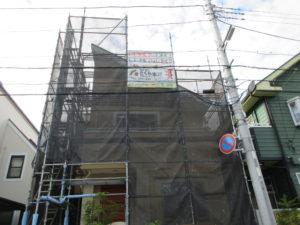 浦安市 T様邸 外壁・屋根塗装工事