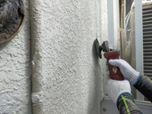 八千代市高津 外壁塗装工事…下地調整編