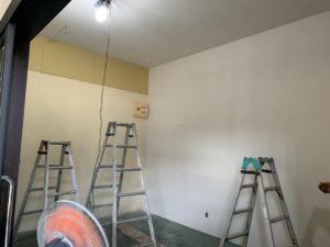 館山市 H工場 壁・床塗装工事