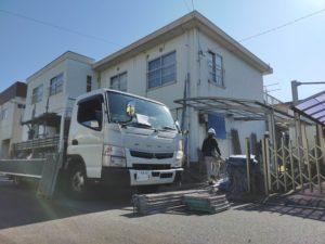 千葉市 美浜区 外壁塗装工事 屋上防水工事